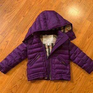 Children's Burberry Jacket